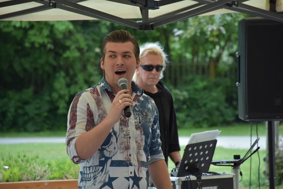 Velký koncert pro seniory v Kladně.