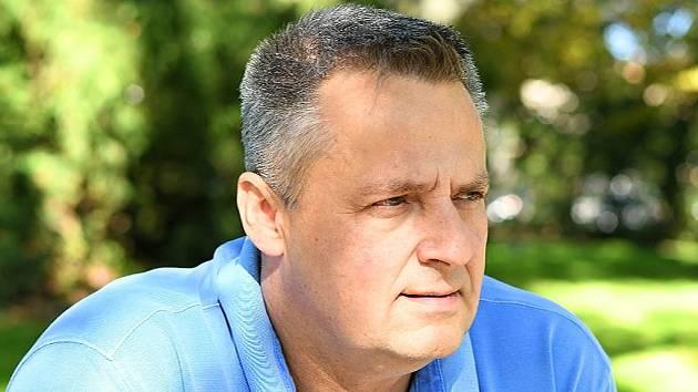 Mgr. Milan Volf, primátor Statutárního města Kladna.