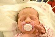 NELA KOULOVÁ, PCHERY. Narodila se 19. prosince 2017. Po porodu vážila 3 kg a měřila 48 cm. Rodiče jsou Monika Krupková a Martin Koula. (porodnice Kladno)