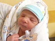 ERIK JAN NISTOR, SMEČNO. Narodil se 27. března 2018. Po porodu vážil 2,99 kg a měřil 49 cm. Rodiče jsou Natálie Nistorová a Erik Podraný. (porodnice Slaný)
