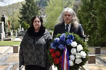 Památku hrdinů druhé světové války uctili na Kladensku také členové obce legionářské.