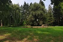 Park u Benaru.