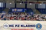 Pojď hrát hokej pořádaly PZ Kladno.