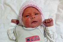 KRISTÝNA ŠEFLOVÁ, KAMENNÉ ŽEHROVICE. Narodila se 28. října 2018. Po porodu vážila 3,3 kg a měřila 48 cm. Rodiče jsou Eva Šeflová Miroslav Šefl. (porodnice Kladno)
