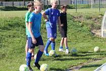 Po koronavirové pauze už trénují s nasazením i nejmladší žáci SK Kladno.