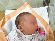 LAURA BERNÁŠKOVÁ, KLADNO. Narodila se 19. ledna 2018. Po porodu vážila 3,78 kg a měřila 50 cm. Rodiče jsou Radka a Karel Bernáškovi. (porodnice Slaný)