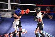 Lidé byli svědky soubojů v kickboxu, thaiboxi, K1 i MMA.