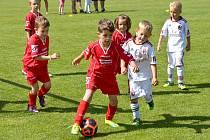 Perfektní den nejen s fotbalem uspořádal SK Lhota