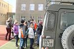 Den s armádou v ZŠ Velvary
