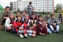 Děti z Kladenska i Slánska si zahrály podle správných pravidel.