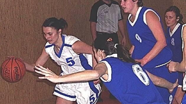 Vstup do III. ligy se basketbalistkám Kladna povedl.