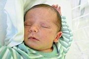 ŠIMON PÁTEK, DRUŽEC. Narodil se 15. prosince 2017. Po porodu vážil 3,63 kg a měřil 50 cm. Rodiče jsou Eva Hradecká a Roman Pátek. (porodnice Kladno)