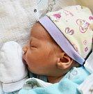 PETR MILOSLAV KALIŠ, SLANÝ. Narodil se 12. září 2017. Po porodu vážil 3,16 kg a měřil 50 cm. Rodiče jsou Jana Tamara Veselovská a Petr Kališ. (porodnice Slaný)