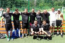 Fotbal umí spojit všechny lidi na planetě - důkazem je tým SK pro Duševní zdraví.