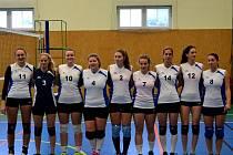 Volejbalistky VK Tuchlovice