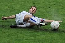 Pavel Bartoš // SK Kladno a.s. - FK Spartak MAS Sezimovo Ústí a.s. 1:2 (1:0) , utkání 15.k. 2. ligy 2010/11, hráno 7.11.2010
