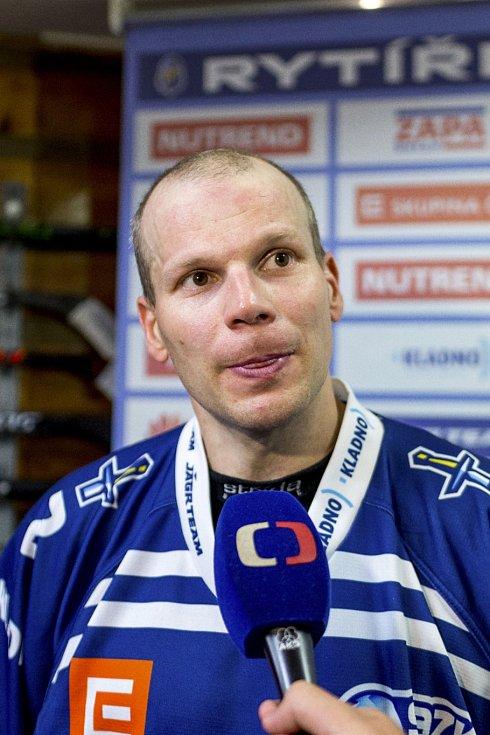 Kladno v úvodu sezony přehrálo doma Slavii 3:2. František Ptáček