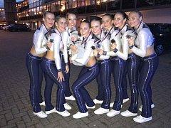 Pro Dancers Kladno byl světový šampionát v Holandsku stříbrný.