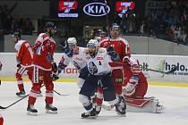 Extraliga: Kladno v posledním zápase roku hostilo Olomouc.