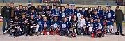 Hokejistky Kladna se sešly po 19 letech a ve Slaném porazily kanadský výběr 4:1.