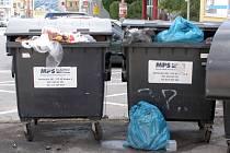 Bude-li nový systém dobře fungovat, přeplněné kontejnery by měly být vidět méně častěji než nyní.
