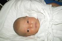 Marika Kračvarová, Kladno, 7.1.2012, váha 3,20kg, míra 50cm, rodiče jsou Květoslava a Milan Kračvarovi (porodnice Kladno