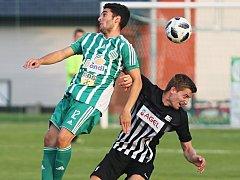 Sokol Hostouň - FK Brandýs n.L. 4:0 (3:0), Divize B, 9. 9. 2018
