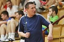 Vánoční turnaj Josefa Fujdiara 2018, Kladno, Sportovní hala Kladno - 26. 12.2018, Václav Kalina