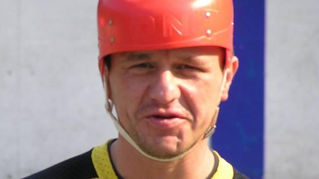 Útočník Black Casina Jan Hlíza je pro exhibici oblast - okres náhradníkem.