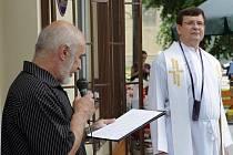 Nový zvon  byl slavnostně vysvěcen o víkendu.
