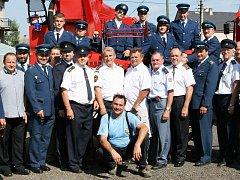 Sbor plchovských dobrovolníků oslalil 110 výročí založení.