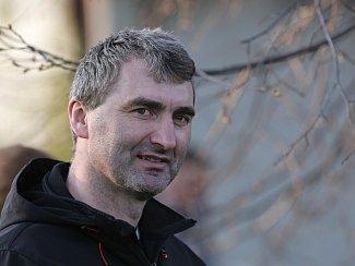 Sokol Hostouň - SK Kladno 0:1, Divize B, 9. 4. 2017, Jan Suchopárek