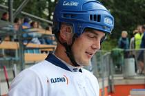 Radek Šíma připravil proti Ústí vítěznou trefu Pražákovi a pak se trefil i sám na 4:2.