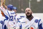 Jaroslav Procházka získal titul, byl nejlepším hráčem play-off. Stejně ho trenéři nevybrali...