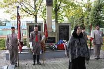 Památný den sokolstva v Kladně.