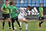 SK Kladno - Štěchovice 1:2 (1:0), MOL Cup, 13. 8. 2019