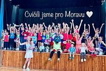 Z vystoupení pro Moravau.