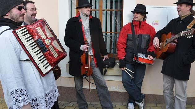 Masopust v Buštěhradu