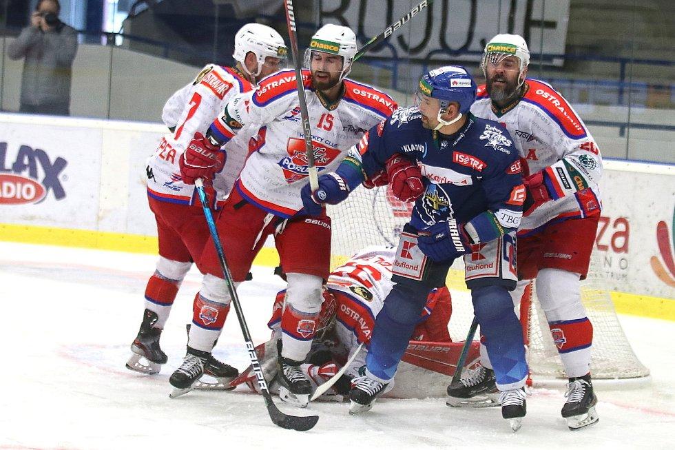 Chance liga, Kladno - Poruba, zápas číslo 2.