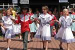 Lánské letní slavnosti 26. června 2010.