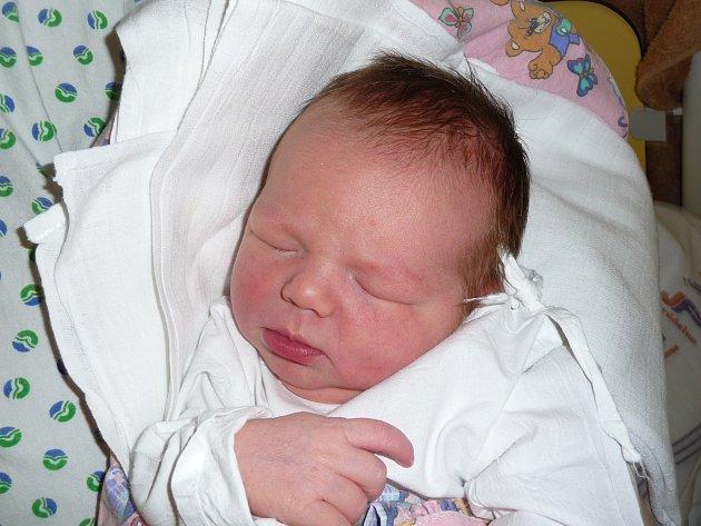 Barbora Michovská, Kladno. Narodila se 12. března 2012. Váha 3,7 kg a míra 52 cm. Rodiče jsou Lucie a Jiří Michovští. (porodnice Kladno)