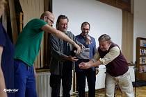 Kladenští zastupitelé udělili spolku Halda Cenu Statutárního města Kladna.