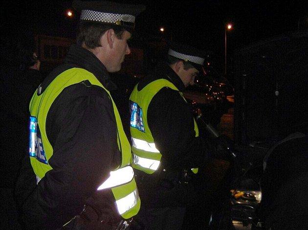 Do mimořádné akce bylo zapojeno celkem deset strážníků.