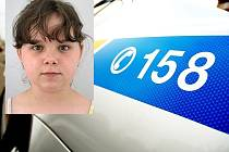Policie pátrá po pohřešované dívce.