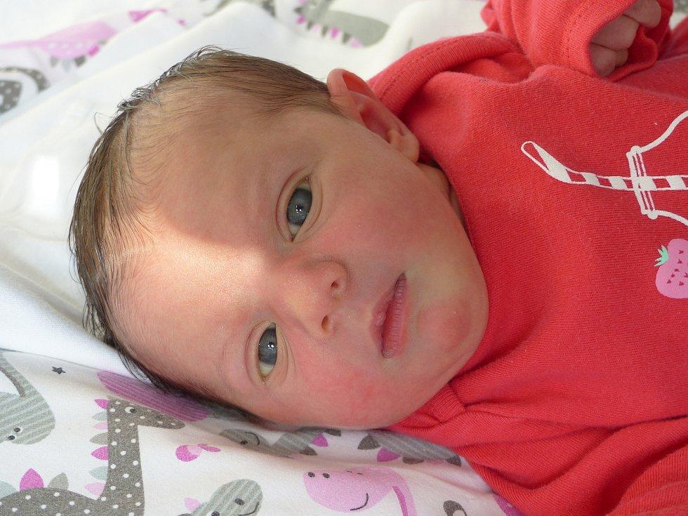 Viktorie Blajerová se narodila 9. února 2021 v kolínské porodnici, vážila 3160 g a měřila 49 cm. V Českém Brodě ji přivítali rodiče Jana a Adam.