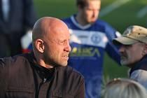 Sokol Hostouň - SK Kladno 0:1, Divize B, 9. 4. 2017, Ivan Pihávek