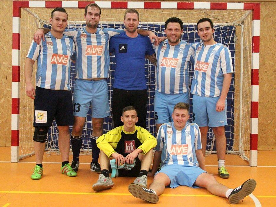 Velký turnaj v rozhodčích v Unhošti - tým Kutné Hory