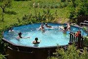 Letní radovánky v Tuchlovicích