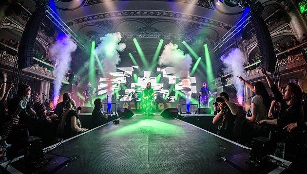Rocková skupina Alkehol zahraje svým fanouškům také v Kladně.