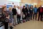 Slavnostní vyhlášení oblastního kola soutěže Klempíř 2020.